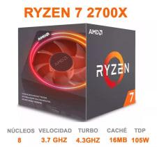 Walmart: Hasta 12 MSI Procesador AMD RYZEN 7 2700X 8 Cores Socket AM4