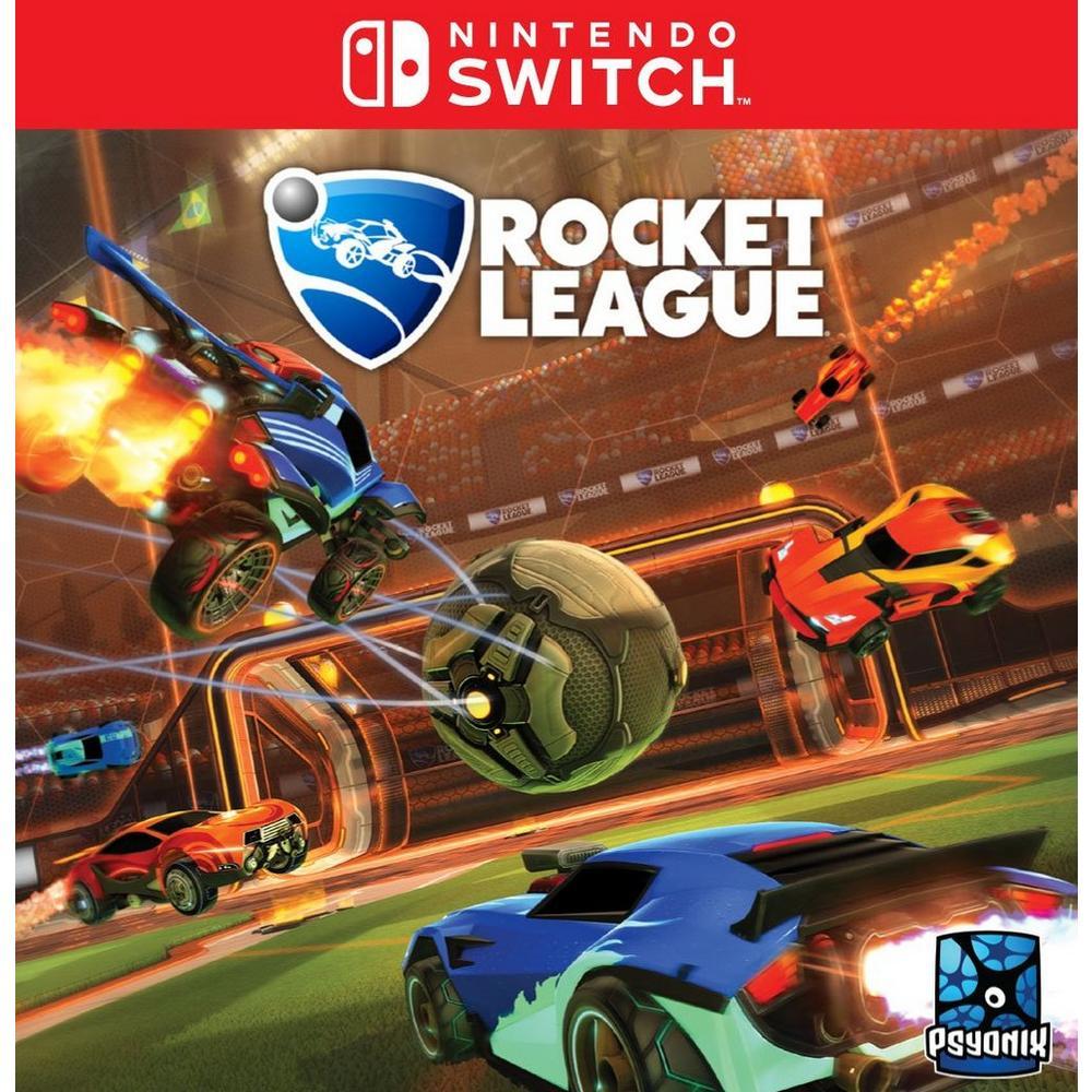 eShop: Rocket League Nintendo Switch