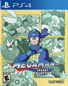 Amazon USA: MegaMan Legacy PS4 y 3DS