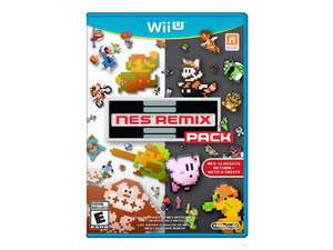 Amazon Mexico: Nes Remix Wii U a $356.48