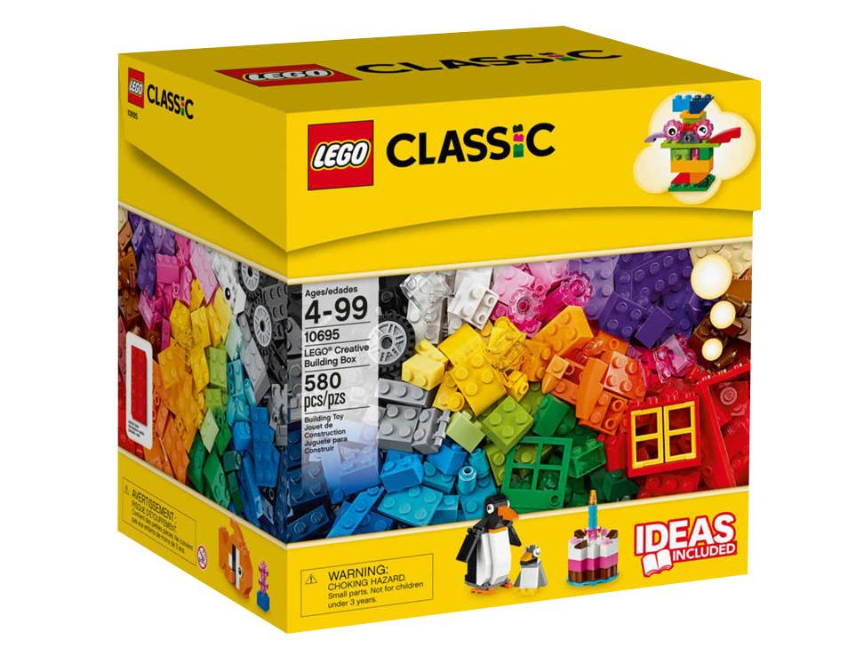 Liverpool en Línea: Lego, caja de construcción con 580 pzas a $467