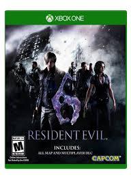 Walmart en línea: Resident Evil 6 HD para Xbox One a $399 (o menos con cupón $349)