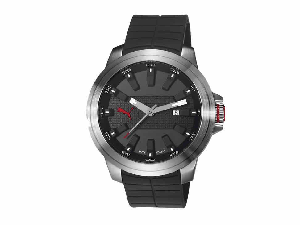 Liverpool En Linea: Reloj Puma Siliver $1607 de $2550 ($1485 con cupón)