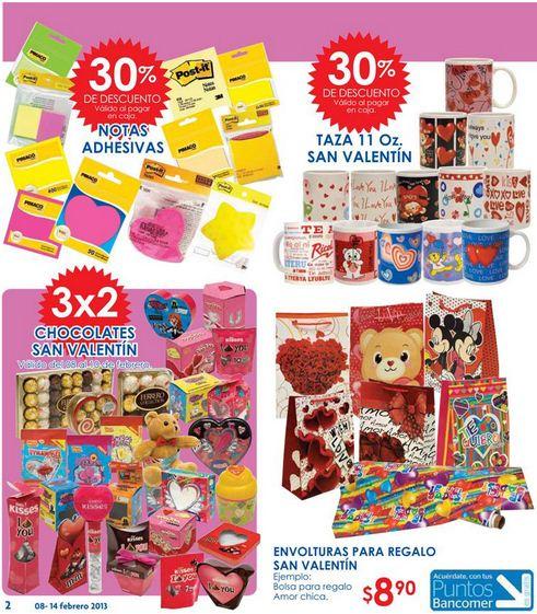 Chedraui: 2x1 en CDs y películas, 3x2 en helados Holanda y chocolates, 15% en refrigeradores y +