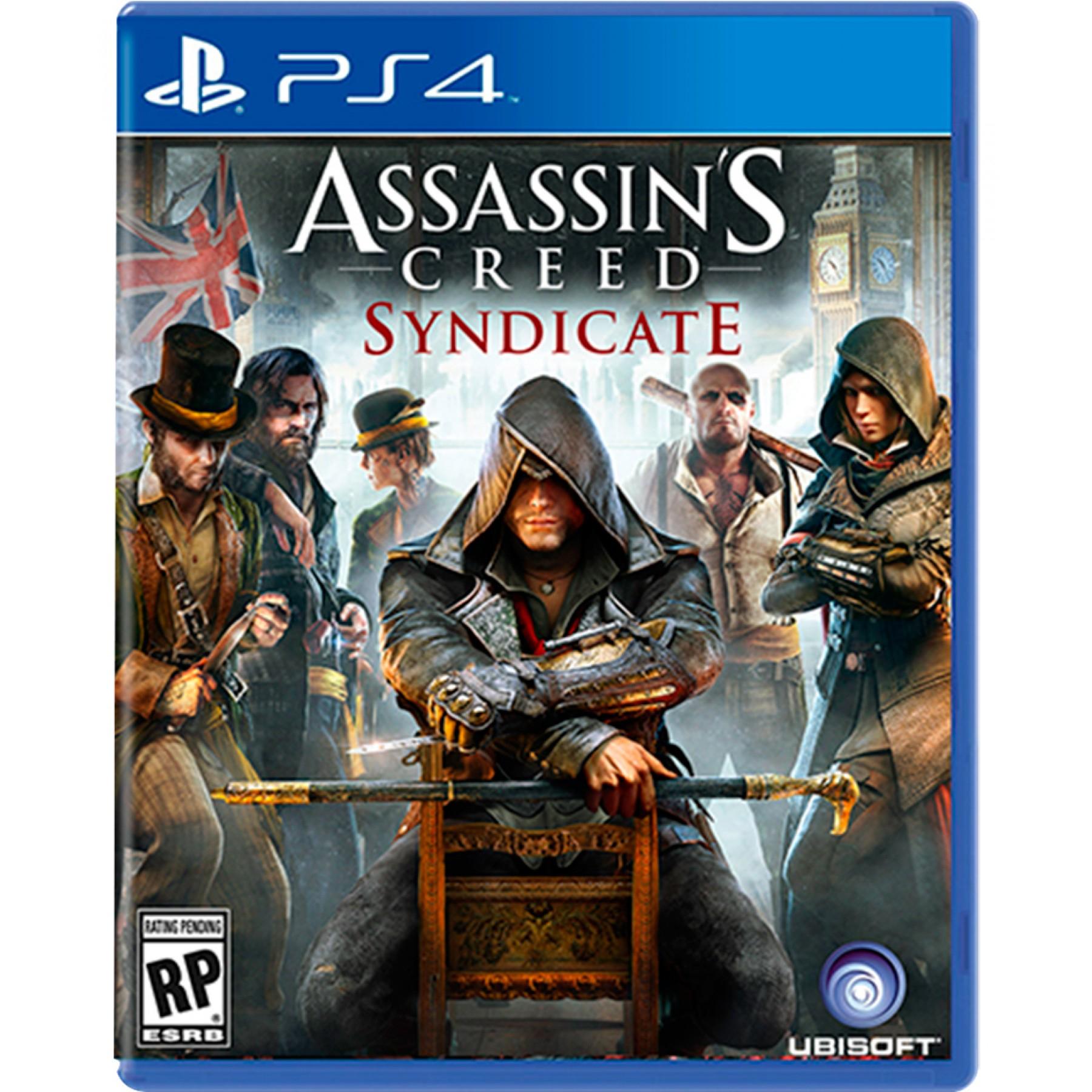 Palacio de Hierro en línea: Assassin's Creed Syndicate para Playstation 4 a $420