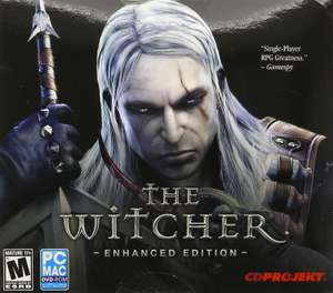 GOG: GRATIS The Witcher: Enhanced Edition Director's Cut PC