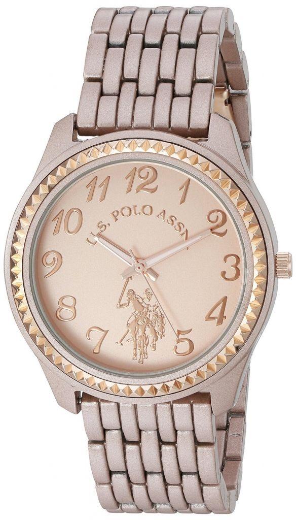 Amazon: Reloj de cuarzo para mujer metal a $212