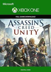 Cdkeys: Assassin's Creed Unity Xbox One - codigo digital