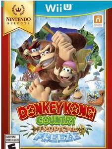 Amazon USA: Donkey Kong Country Tropical Freeze - Wii U Digital Code