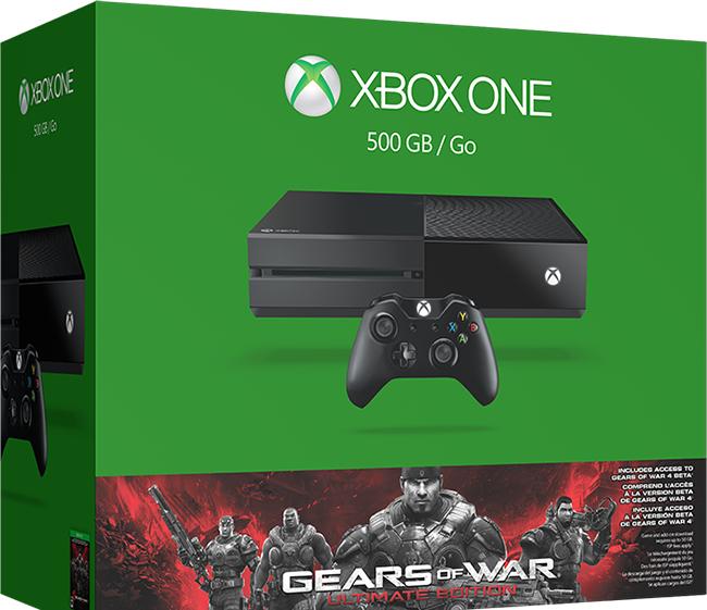 Sam´s Club Toreo: Consola Xbox One nueva 500Gb + Gears Of War Ultimate ($5237 con TC Sam´s)