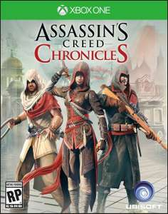 Amazon: Assassin's Creed Chronicles para Xbox One a $265