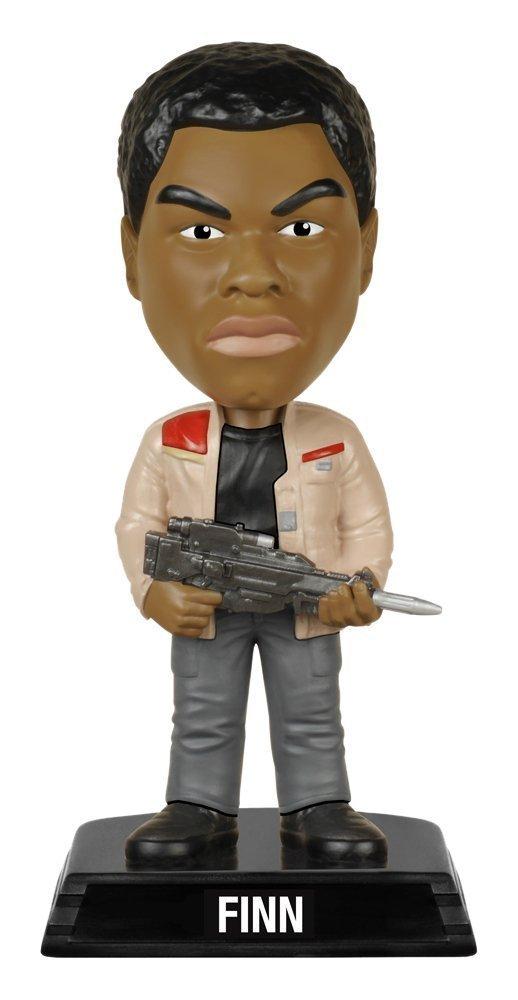 Amazon: Funko Bobble-Head de Finn de Star Wars a $39