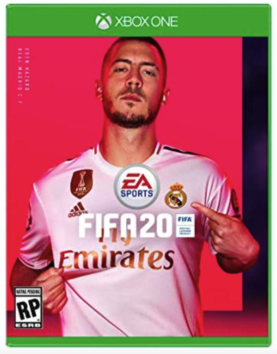 Amazon: FIFA 20 Xbox One