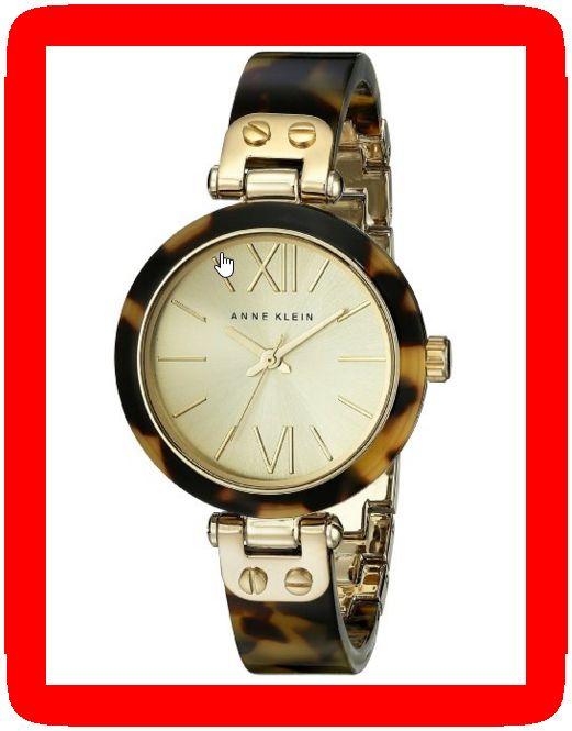 Amazon: Reloj Anne Klein a $641 (con cupón SALDAZOMX $545)