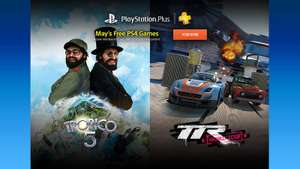 Playstation Network: juegos para mayo PSN PLUS