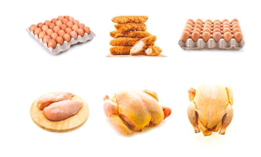 Groupon: Paquetes de Pollo + huevo a elegir desde 239 pesos.