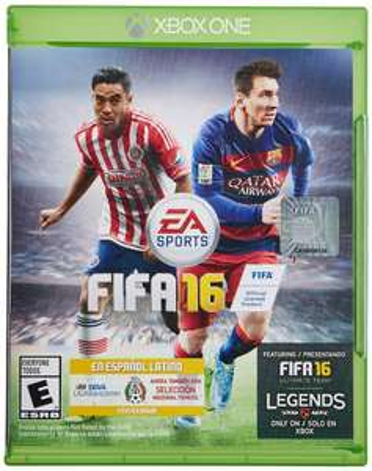 Amazon MX: Fifa 16 para Xbox One y PlayStation 4 en $479 o $407 con cupón y para Xbox 360 y PS3 en $364