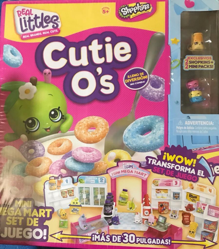 Walmart: Shopkins Mini Mart Real Littles