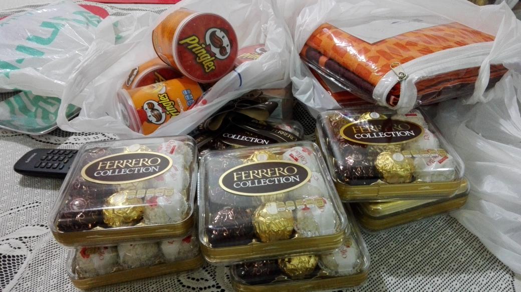 Chedraui en línea: estuche de chocolates Ferrero Rocher a $6.90, papas Pringles a $1.45