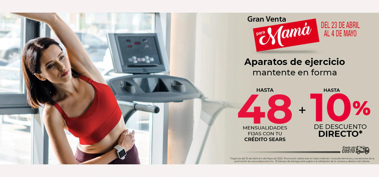 Sears: Hasta 20 MSI y 60% de descuento Gran Venta Día de La Madres 2020
