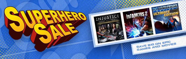 PlayStation Store ofertas de superhéroes: Batman Arkham Origins desde $8.40 y mucho más