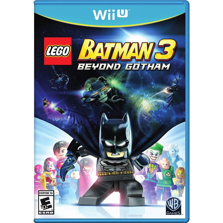 Amazon Mx: Lego Batman 3 Wii U y más..