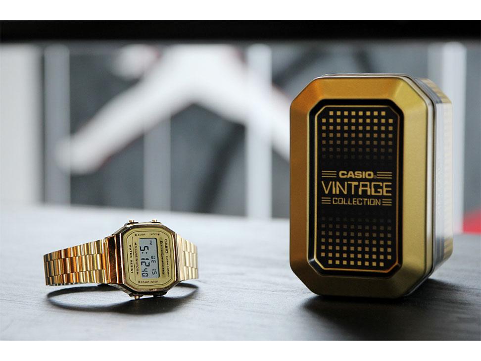 Liverpool en línea: Relojes Casio 30% + 10%
