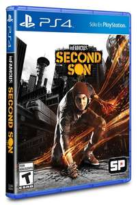 Amazon: Infamous Second Son para Playstation 4 a $249