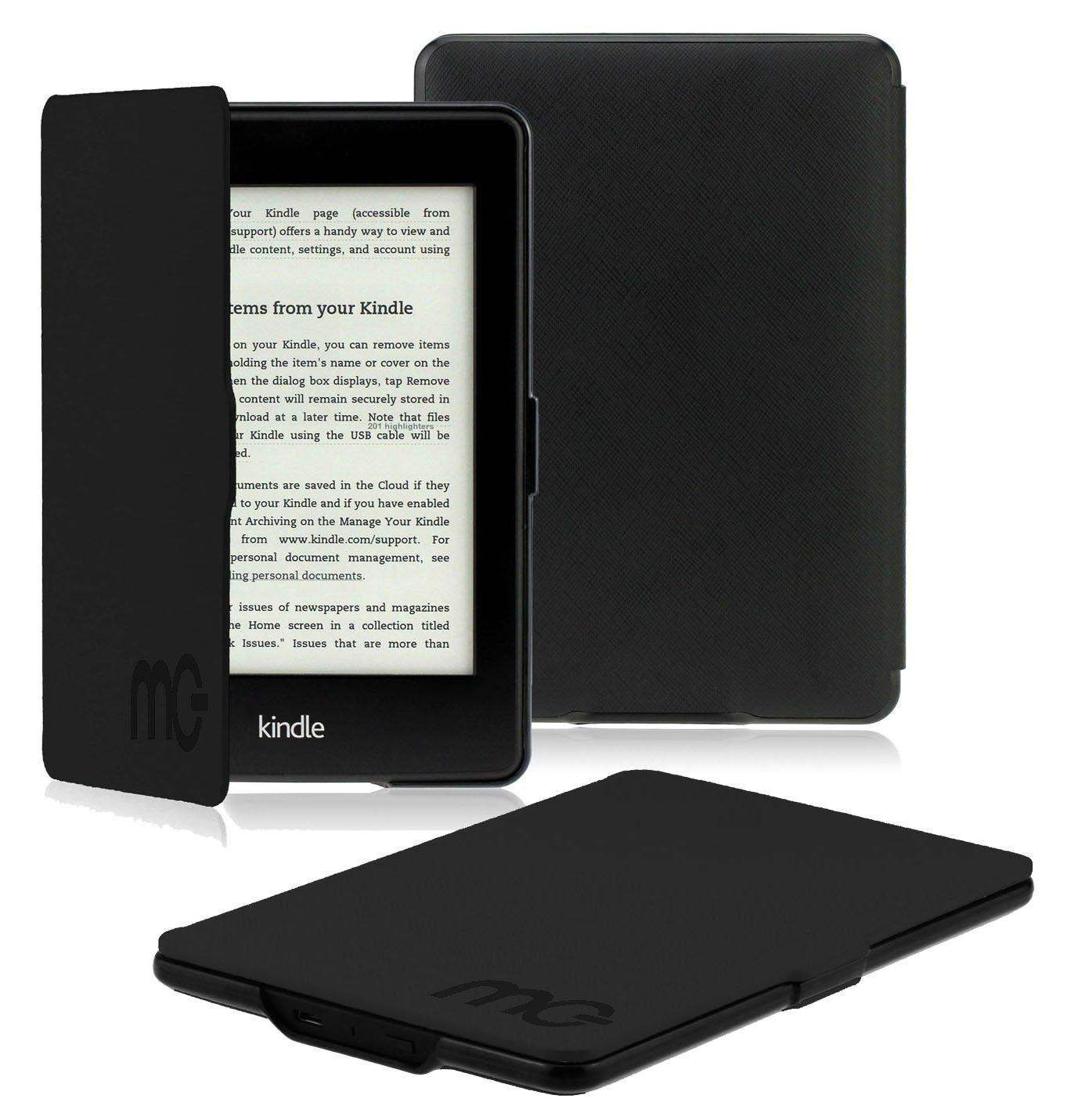 Amazon: funda para Kindle Paperwhite $49 + envío