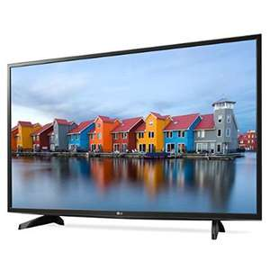 "Amazon: LG 43LH5700 Smart TV 43"" LED Full HD $6,999 ($5,832 pagando con Banamex a 18 MSI)"