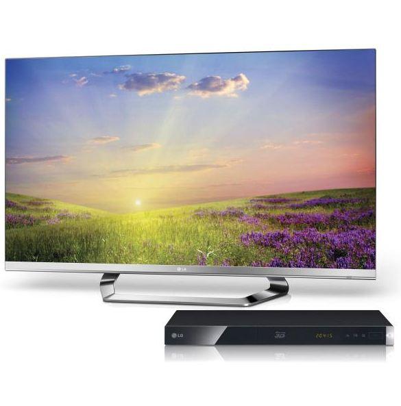 "Sanborns: TV LED 3D de 47"" LG con internet y Blu-ray 3D a $16,719"
