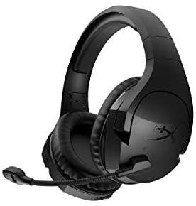 Amazon Mexico: Kingston HyperX HX-HSCSW2-BK/WW Audífonos PC Gaming Inalámbricos, envío gratis con membresia prime