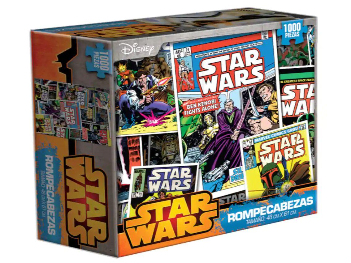 Liverpool:Rompecabezas Novelty Star Wars 1000 piezas