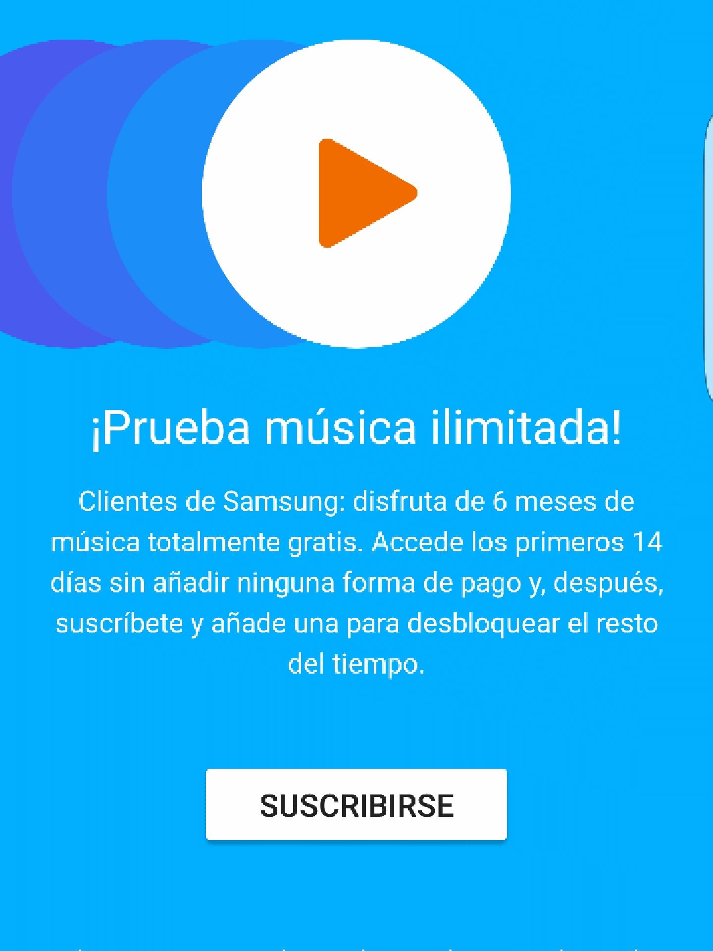 Google Play Music: 6 Meses Gratis (Usuarios Samsung) (Leer Terminos y Condiciónes)