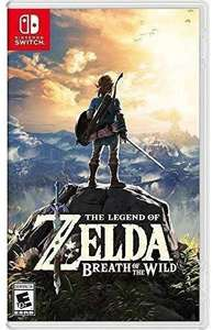 Liverpool: The legend of Zelda: Breath of the Wild Switch