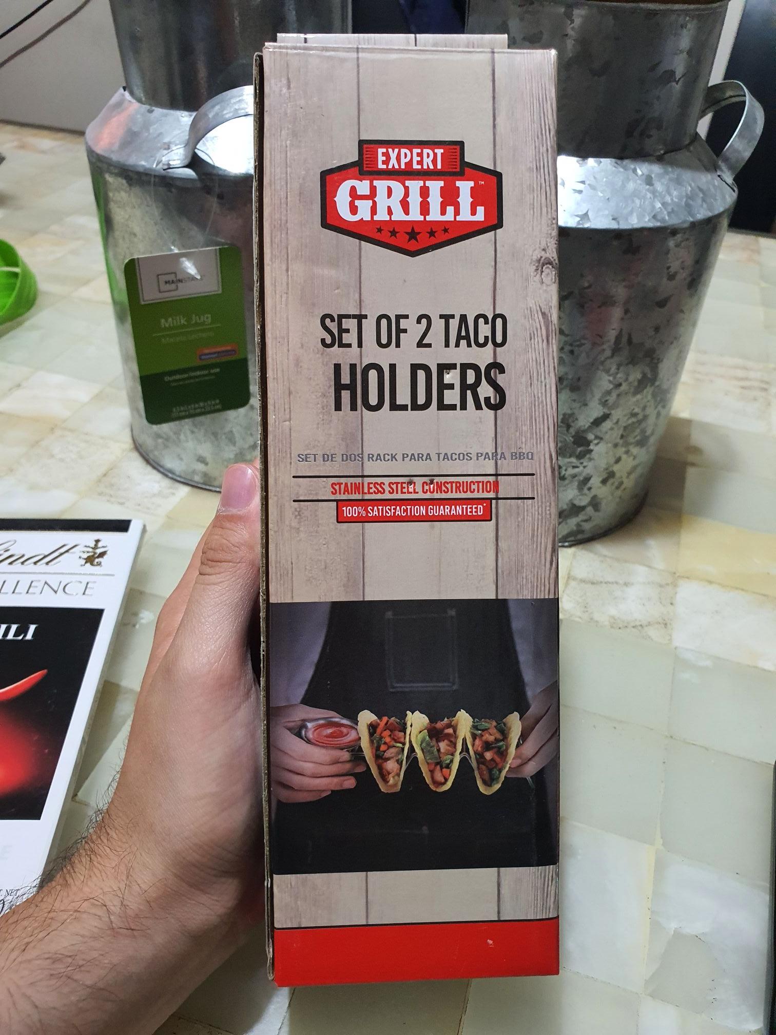 Walmart sendero mty: Set de tacos