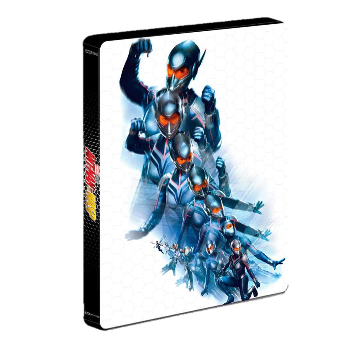 Sears en línea: Bluray Steelbook Ant-Man and the Wasp y Thor Ragnarok