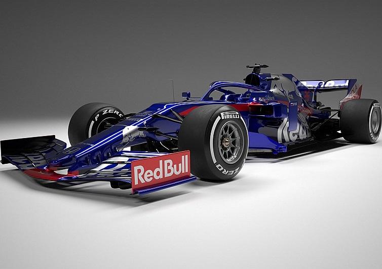 Honda: Modelos F1 Toro Rosso Y Red Bull Para Descargar Y Armar + Paseo Virtual