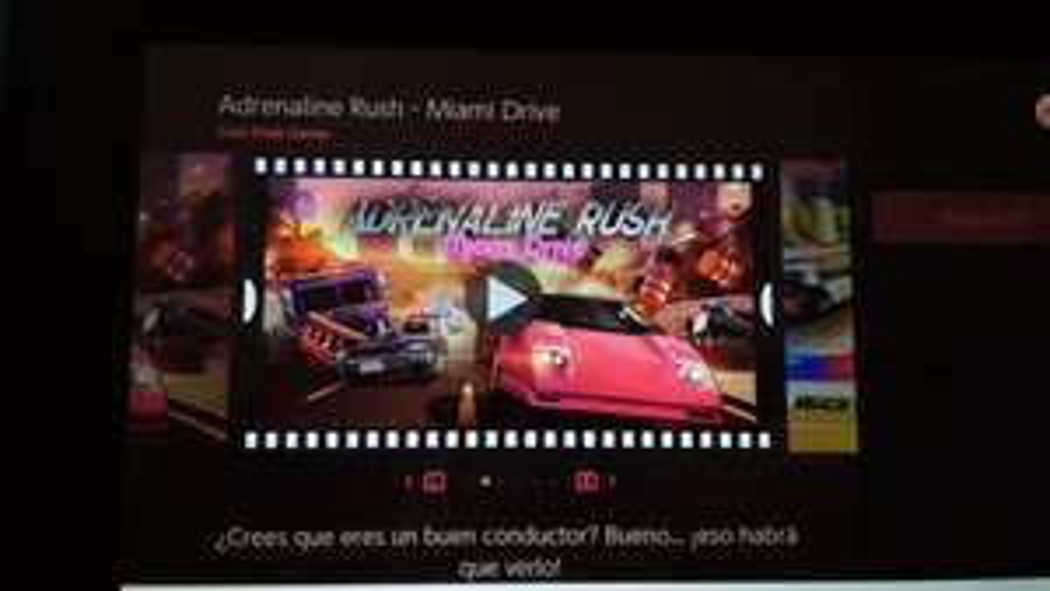 Nintendo eShop: Adrenaline Rush - Miami Drive - Nintendo Switch ( Gratis - Condicional)
