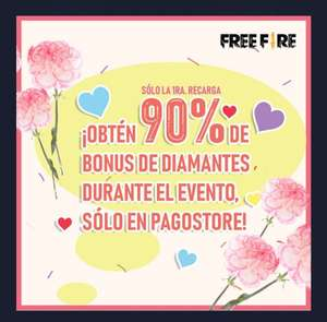 Free fire: Evento 100% bonus diamantes