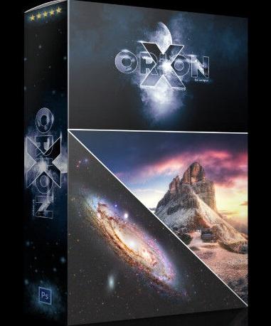 OrionX Plugin Gratis para Adobe Photoshop (WINDOWS Y MAC)