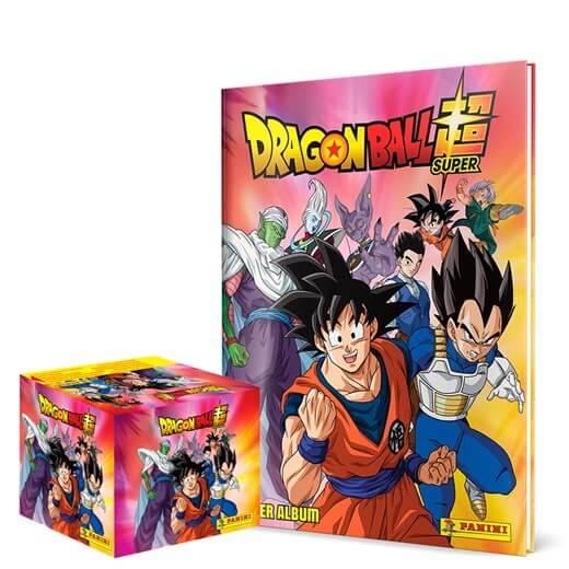 Panini: Álbum Panini Dragon Ball Pasta Dura + 50 sobres