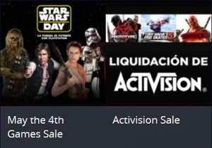 Playstation Store: Activision Sale, Star Wars Sale