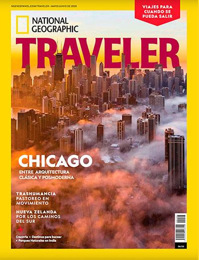 Gratis Revista National Geographics y Traveler Mayo