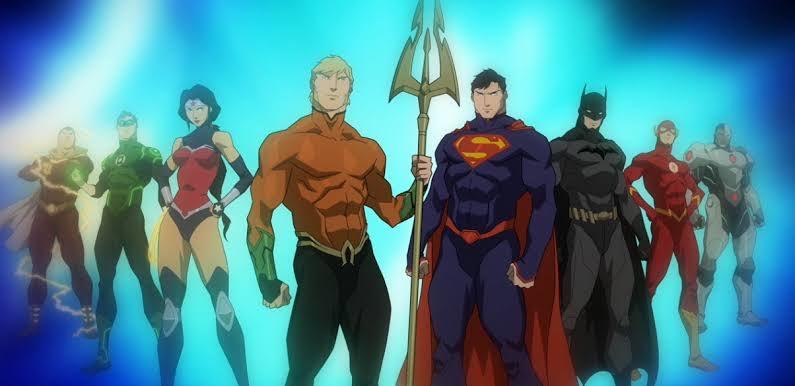 iTunes: Películas del Universo Animado de DC
