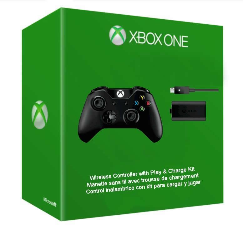 Soriana en línea: Control inalámbrico Xbox One + Kit Carga y Juega a $774 pagando con Paypal con envío gratis