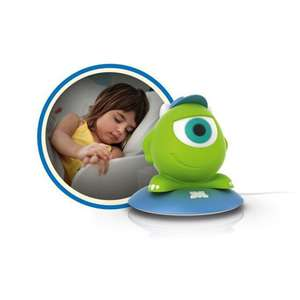 Amazon: Philips Luz nocturna SoftPals Mike de Disney, Philips