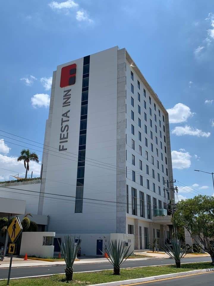 Personal medico de Yucatán podrá solicitar 30 dias de hospedaje en el hotel fiesta Inn