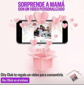 Video para mamá de Citi Club