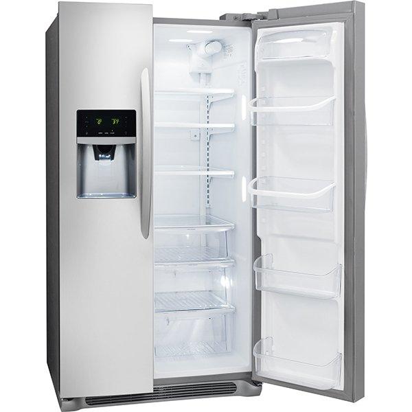 LaComer Refrigerador DUPLEX 26FT INOX ELECTROLUX